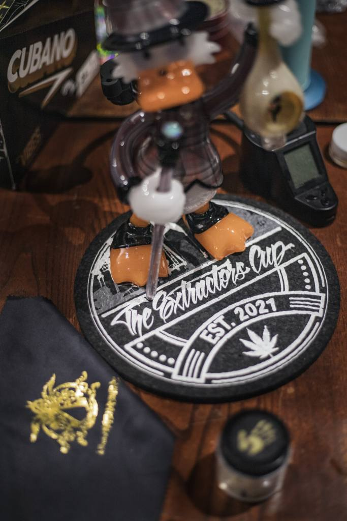 , The Extractors Cup Results Event 2021, ISMOKE