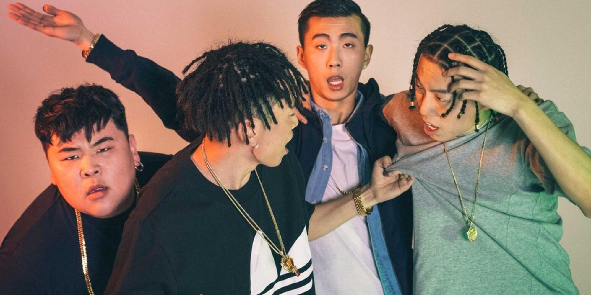 Conoce a los Higher Brothers, el crew de hip-hop con el flow más fire de China