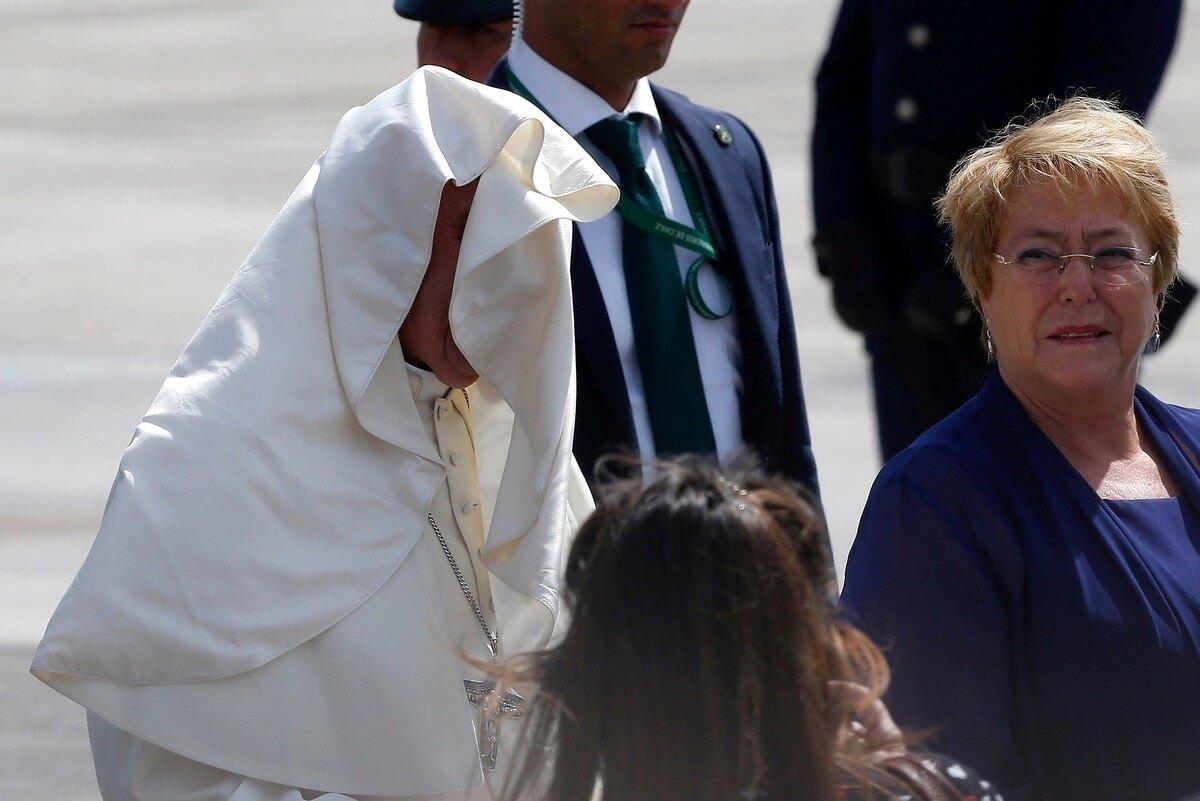 Al Papa Francisco no le gusta esto: ¿Por qué Chile es el país menos católico de Latinoamérica?