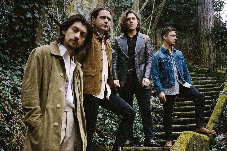 "Escucha ya el nuevo álbum de Arctic Monkeys, ""Tranquility Base Hotel & Casino"""