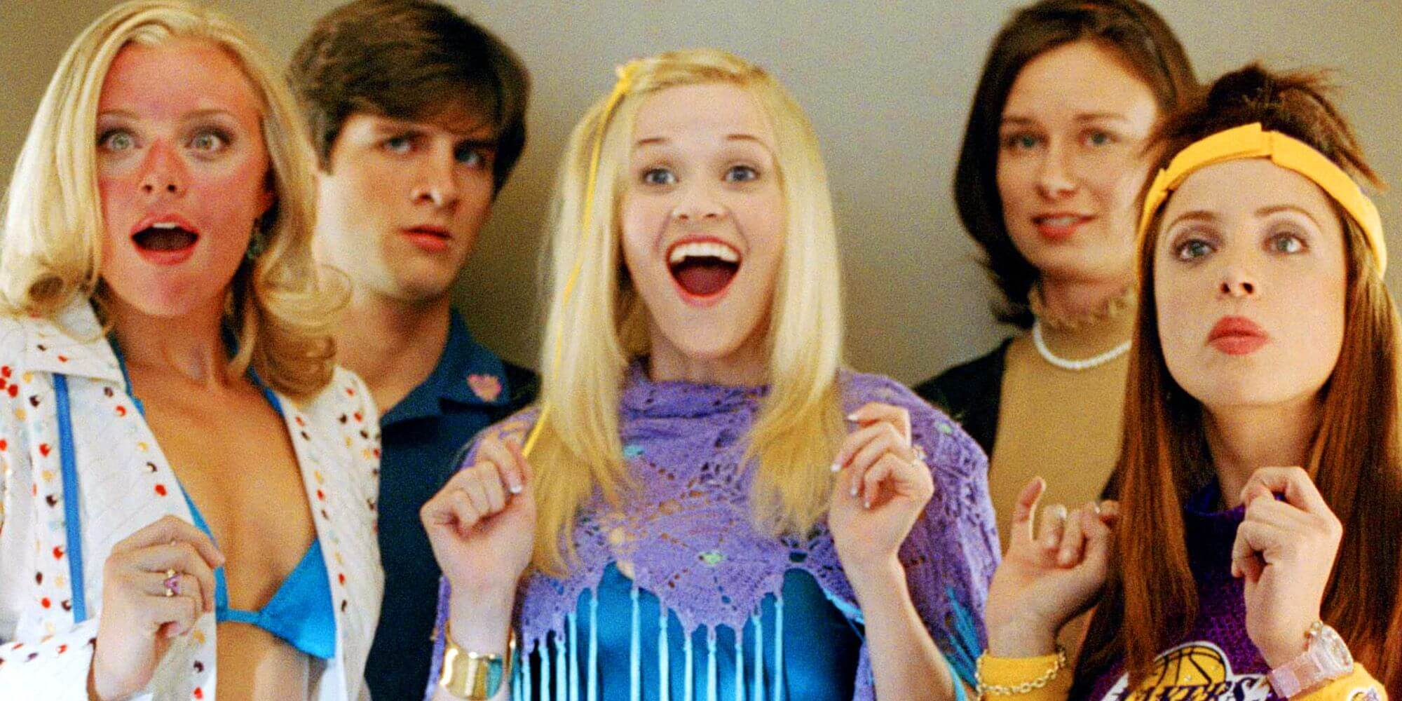 "Elle Woods is back! Reese Whitherspoon confirma que ""Legally Blonde 3"" está en camino"
