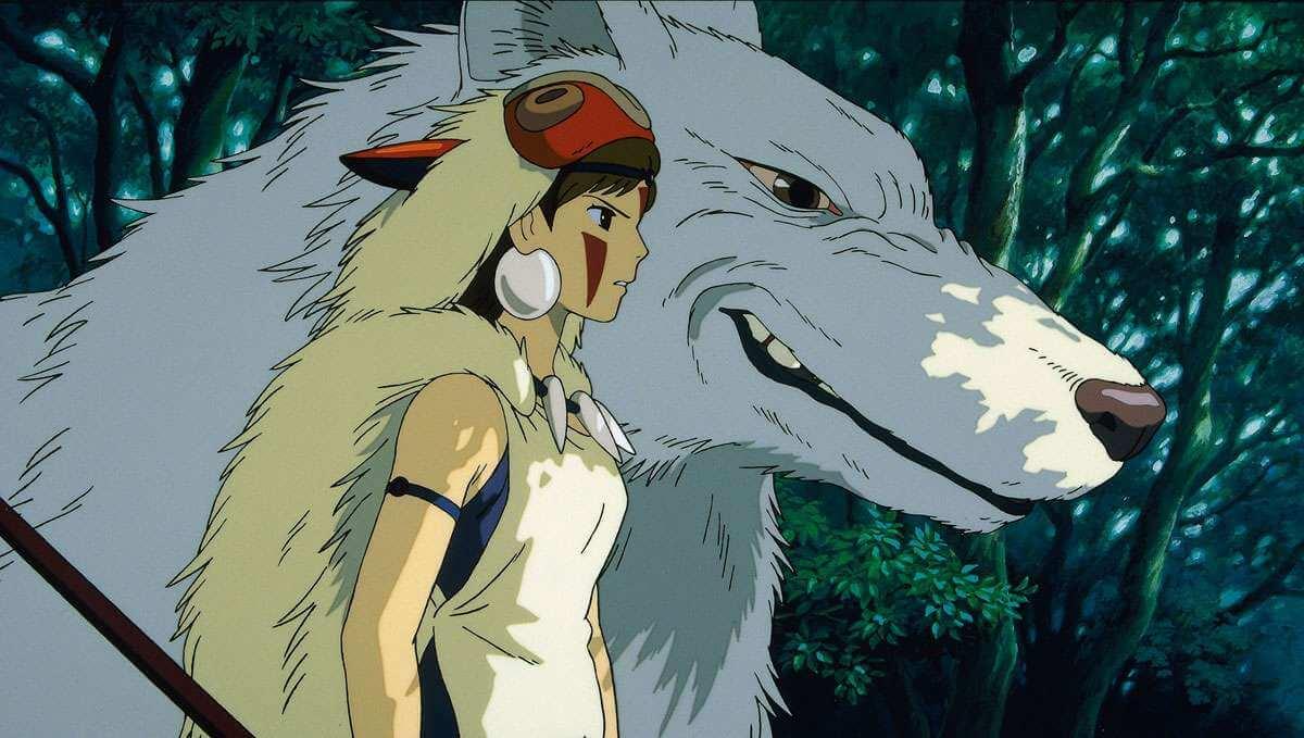 """""""Princess Mononoke"""" de Hayao Miyazaki celebra 20 años con restauración y reestreno"""