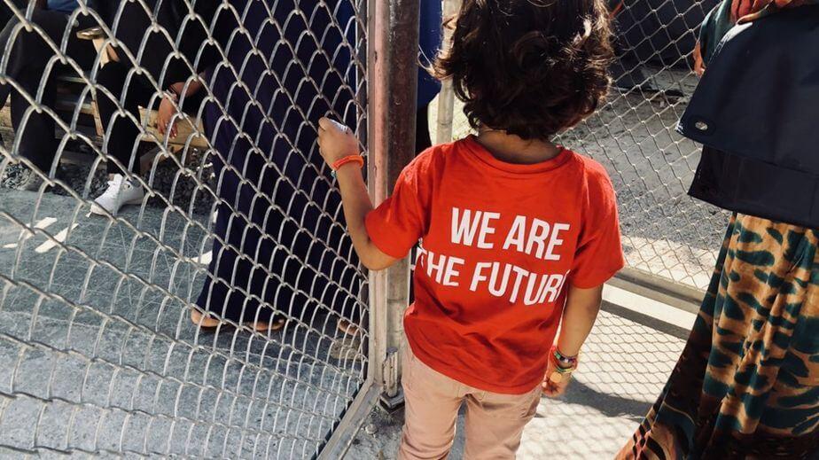 Moria, el campo de refugiados en Grecia en donde niños intentan suicidarse todos los días