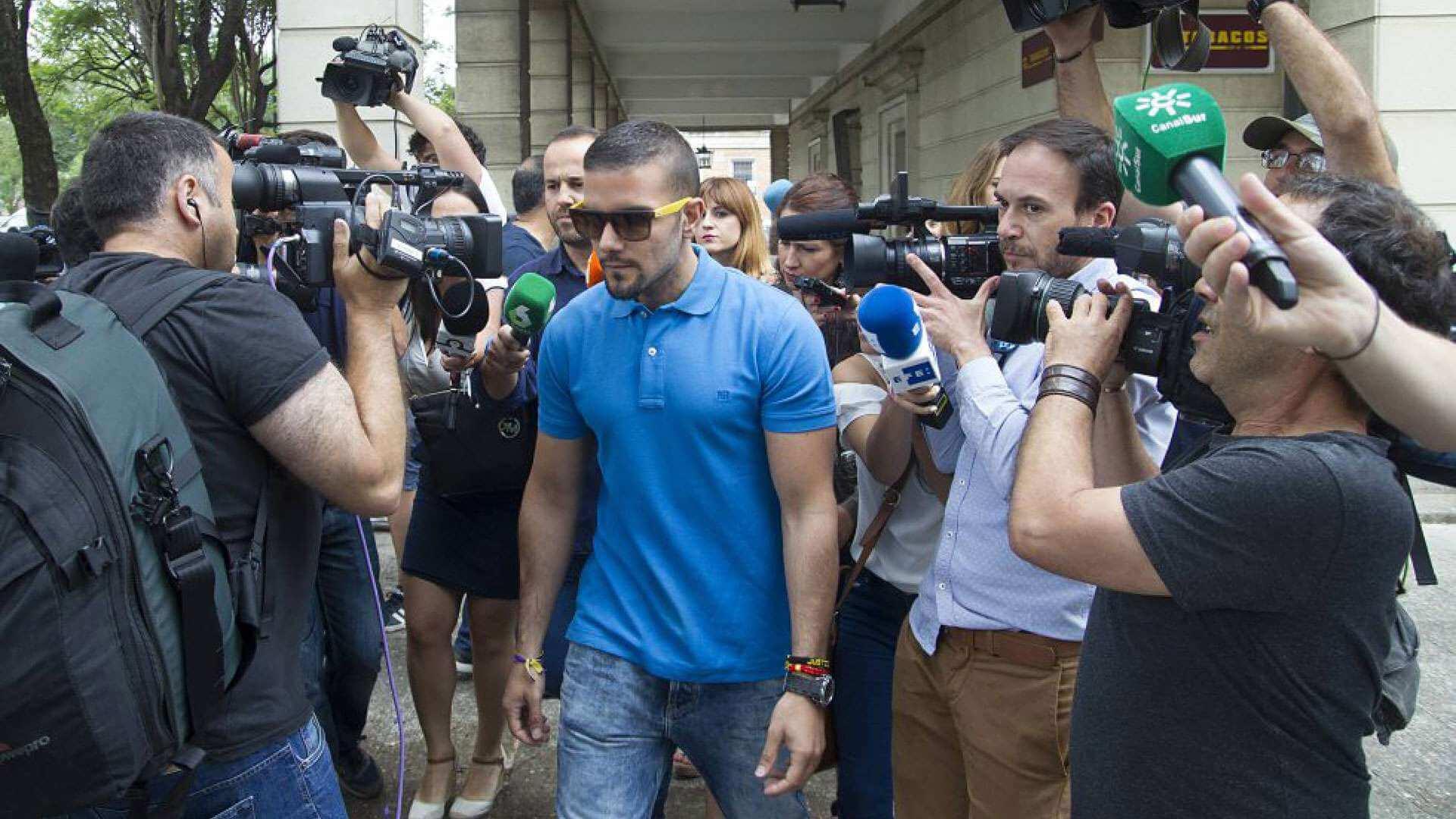Detenido un miembro de La Manada por intento de robo y agresión en España