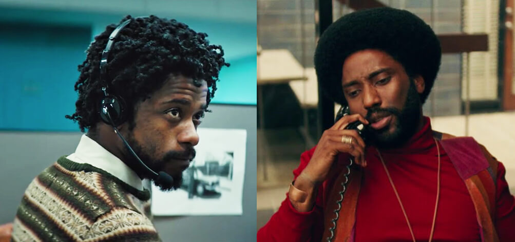 "Así es como ""Sorry To Bother You"" y ""BlacKkKlansman"" se enfrentan al racismo a través del teléfono"