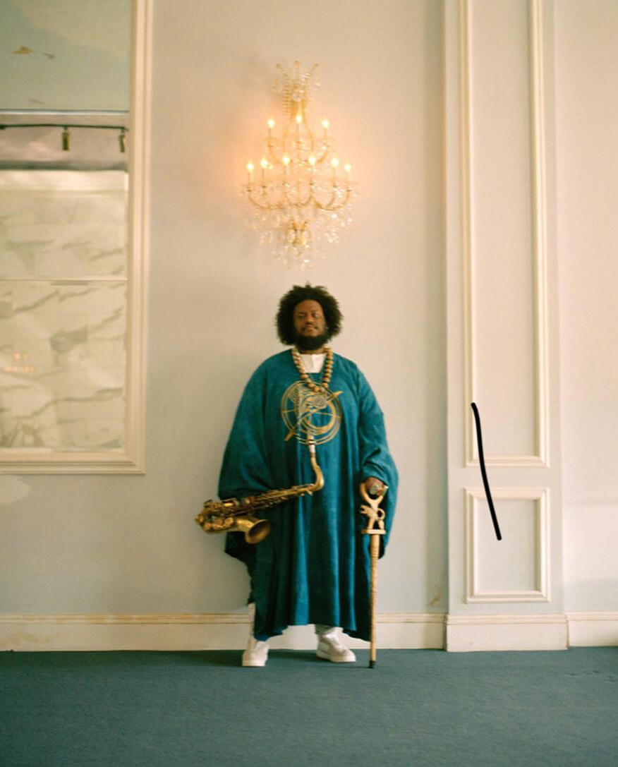 MOR.BO riot: Kamasi Washington, el chamán del saxo que revive el jazz con afrofuturismo y hip-hop