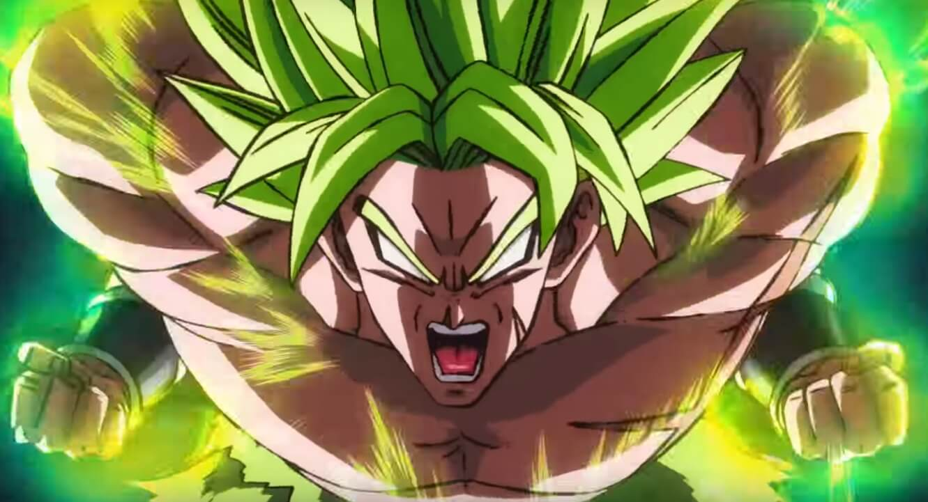 "Vegeta es un Super Saiyajin Dios en el trailer final de ""Dragon Ball Super: Broly"""