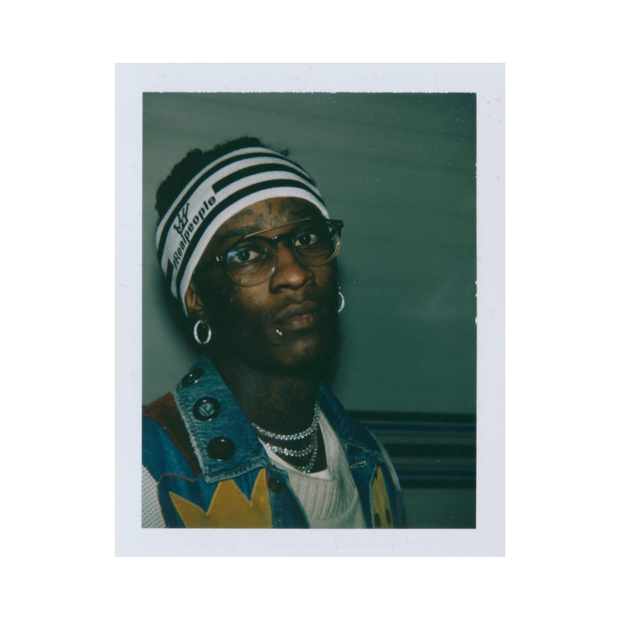 Young Thug. Fotografía: Stillz
