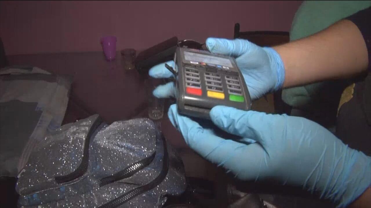Chile: Desmantelada banda de narcos que ofrecían opción de pagar con tarjeta bancaria