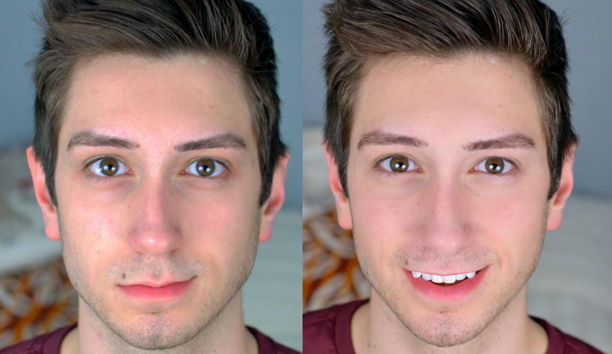 Belleza sin estereotipos: Los hombres heterosexuales usan cada vez más maquillaje