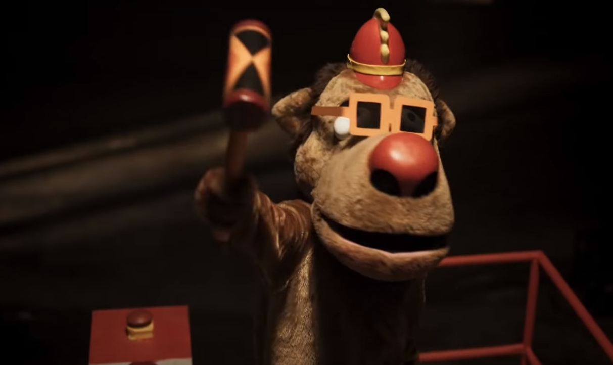 """The Banana Splits Movie"": Un remake con un violento trailer para arruinarte la infancia"