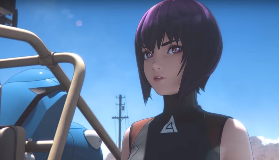 """""""Ghost In The Shell: SAC_2045"""": La nueva adaptación del clásico del animé llegará de manos de Netflix"""