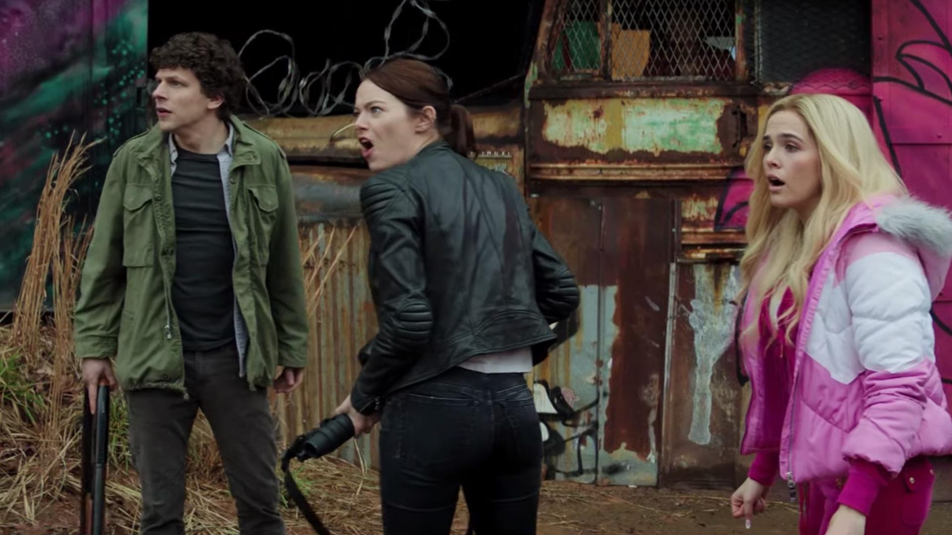 """""""Zombieland: Double Tap"""": El apocalipsis zombie regresa con más humor, balas y muchas explosiones"""