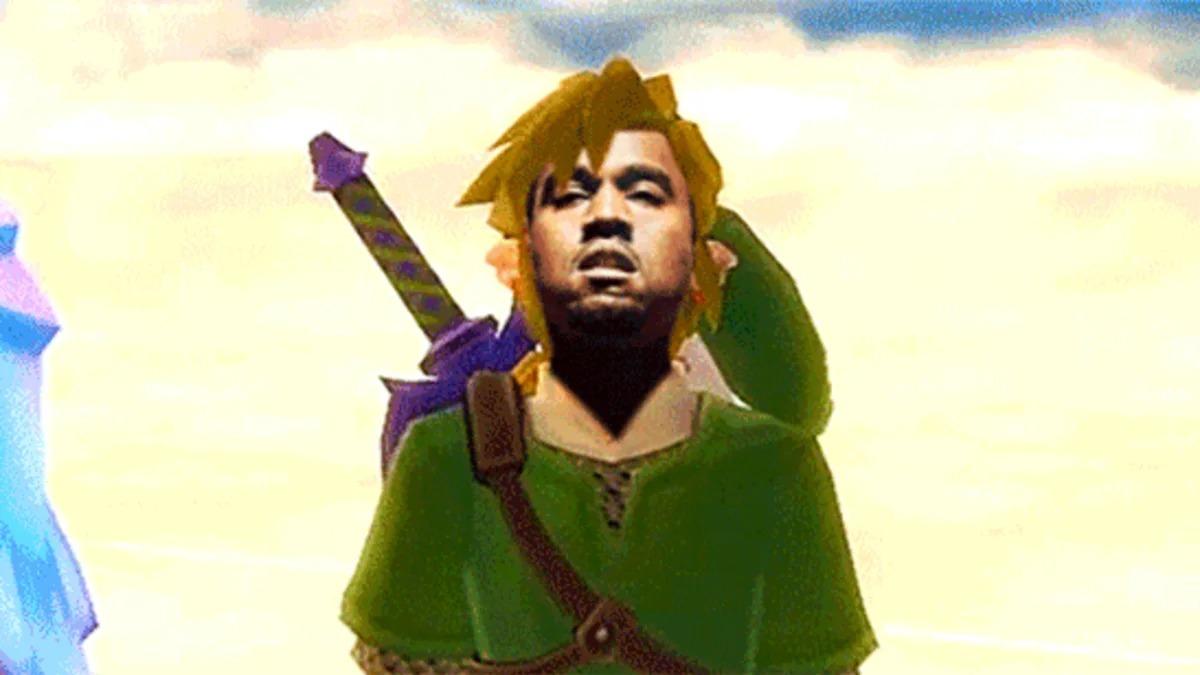 "¿Kanye West sampleó el soundtrack de ""The Legend of Zelda"" en su nuevo disco?"