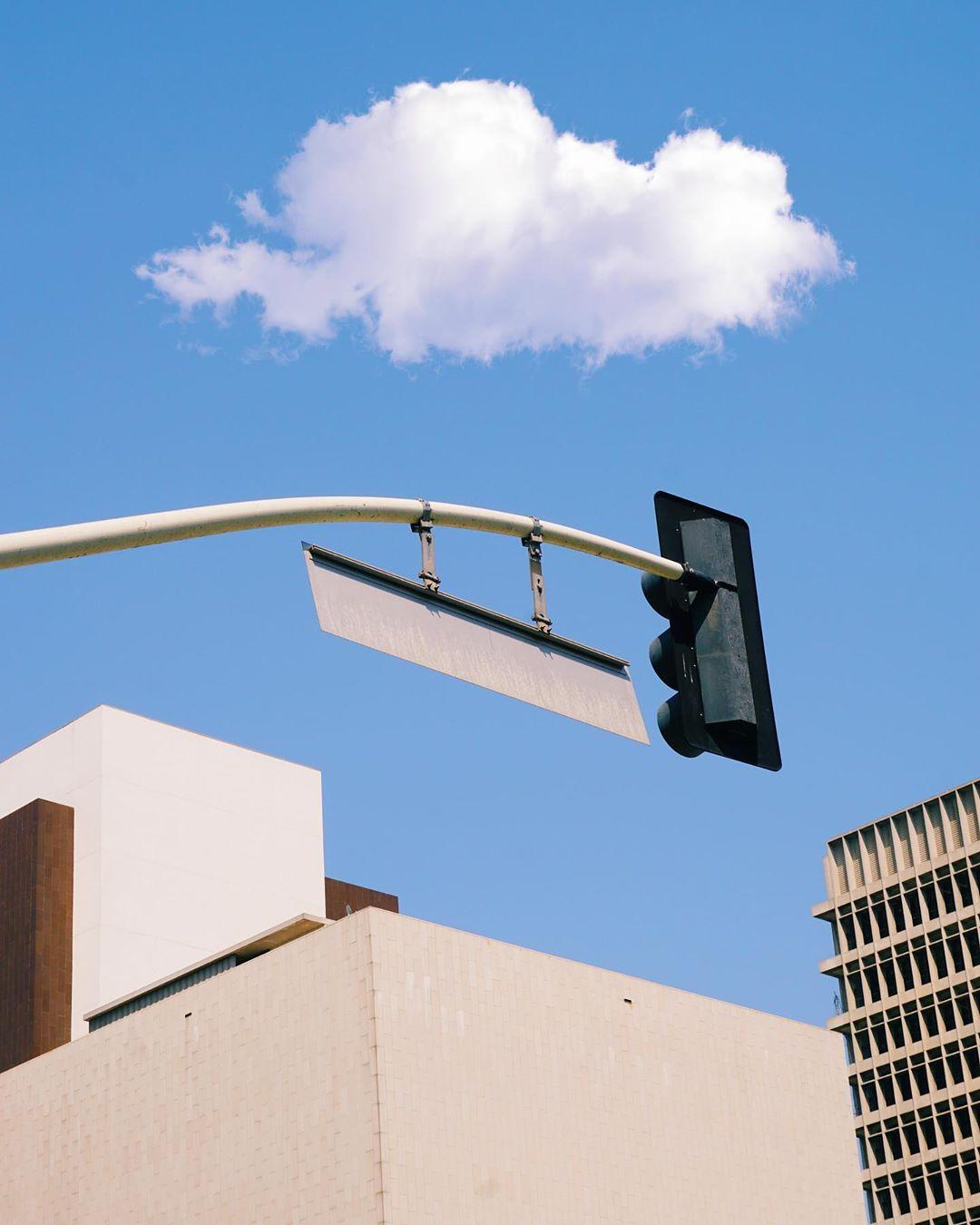 Los Angeles Semáforo. Foto: Rodrigo Autric