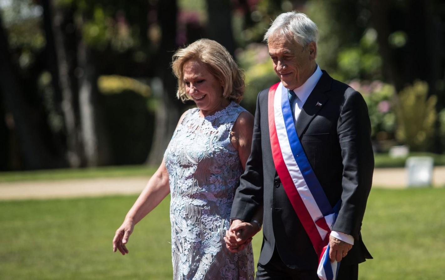 """""""Es como una invasión alienígena"""": Cecilia Morel, primera dama de Chile, se refiere a las protestas en audio filtrado"""