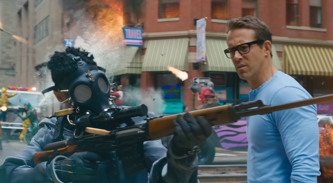 """Free Guy"": Ryan Reynolds descubre que vive dentro de un videojuego en este demente trailer"