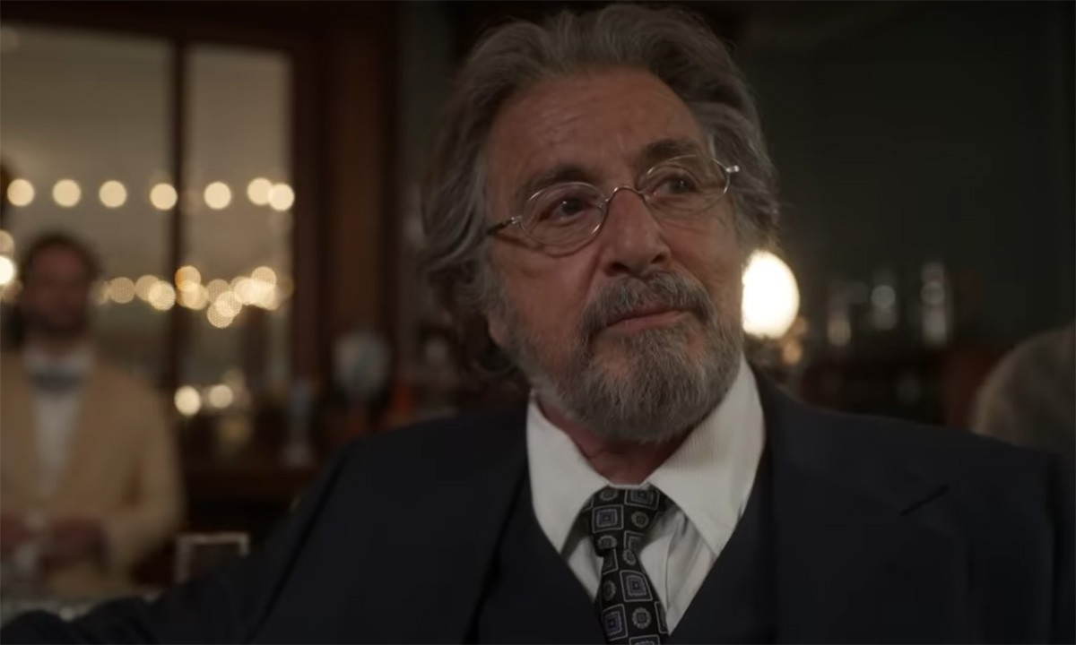 """""""Hunters"""": Mira a Al Pacino convertirse en un cazador de nazis en la nueva serie de Jordan Peele para Amazon Prime"""