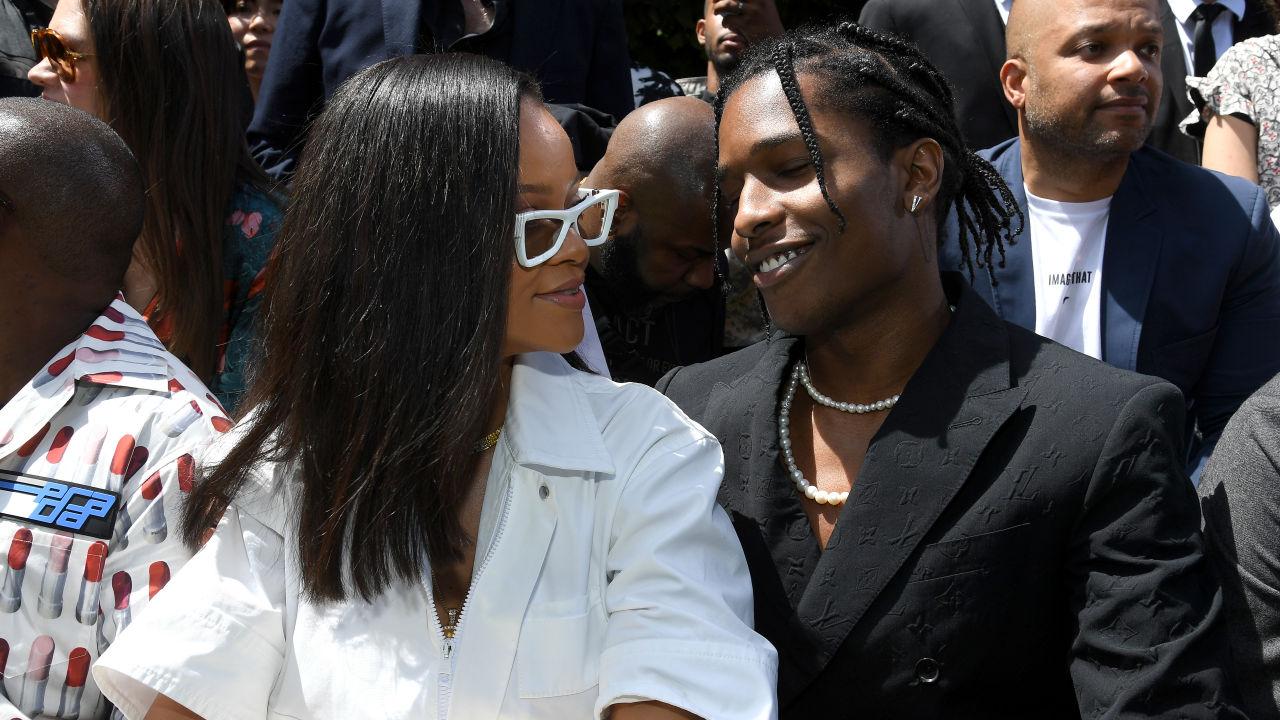 ¿Rihanna y A$AP Rocky están saliendo?