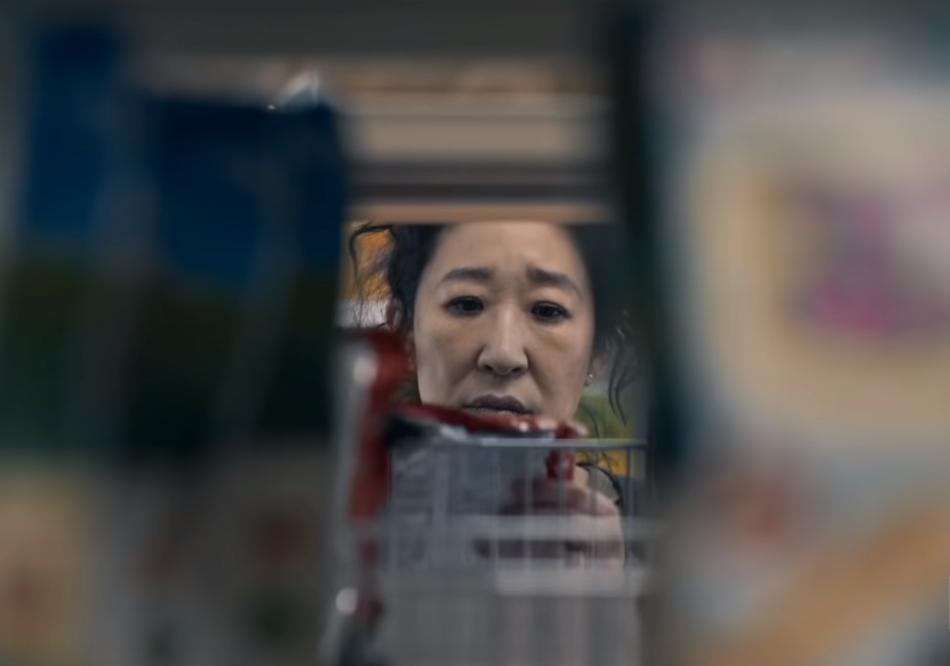"""""""Killing Eve"""": Sandra Oh y Jodie Comer regresan con un trailer lleno de gritos, sangre y mucho humor negro"""