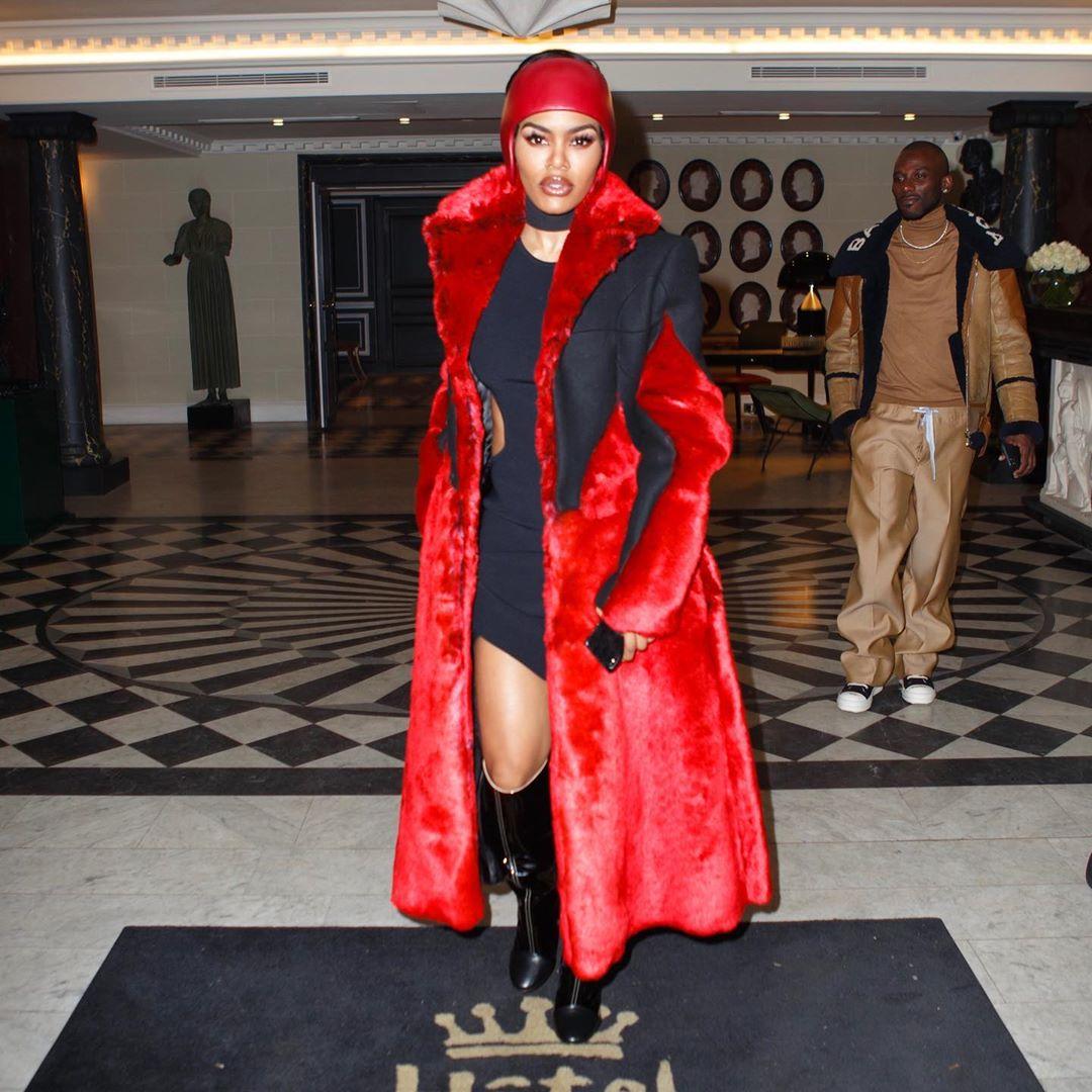 10 looks de Teyana Taylor que la convierten en una camaleona del streetwear