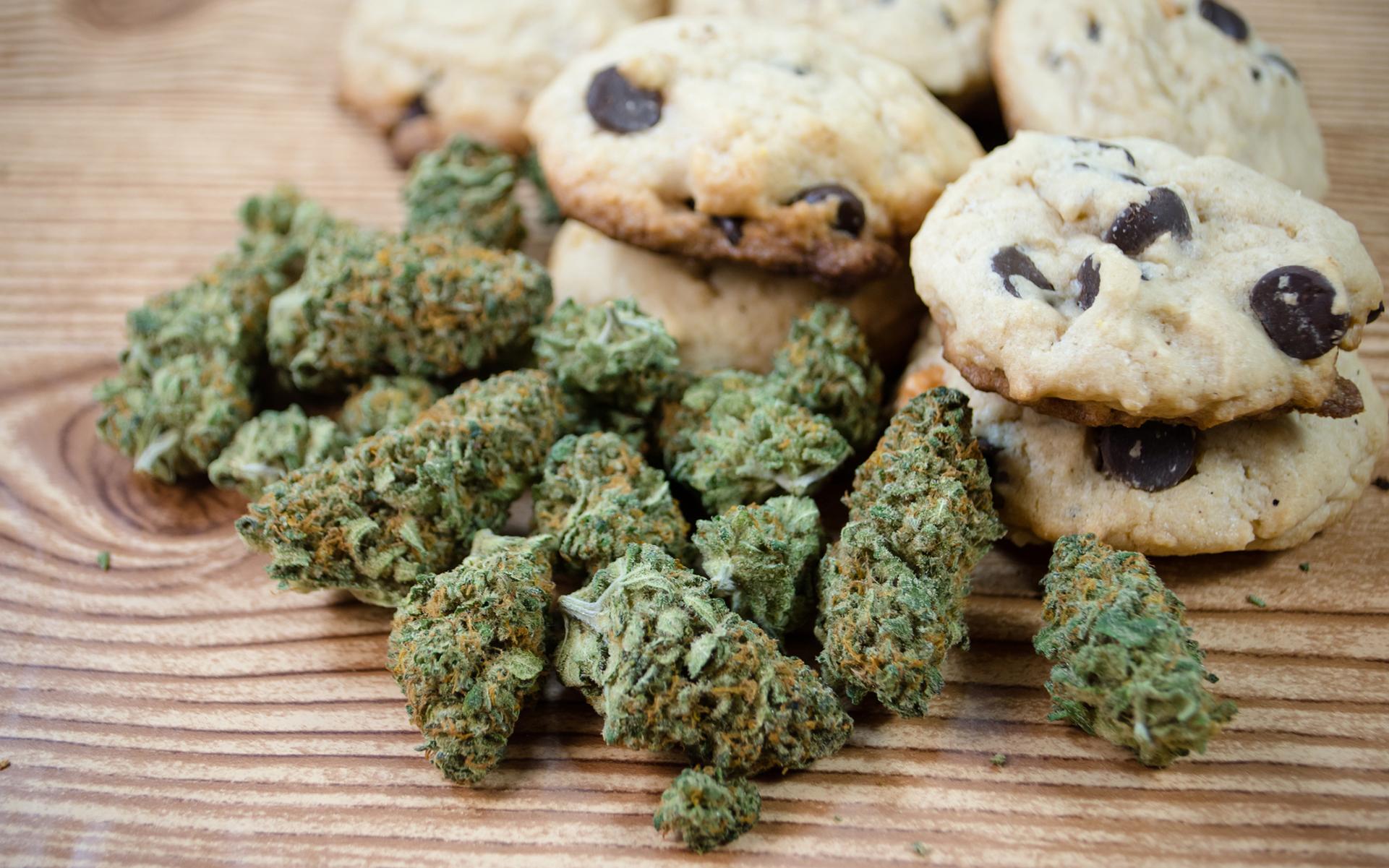 Recetas 4/20:  Aprende a cocinar galletas de avena, chocolate y marihuana