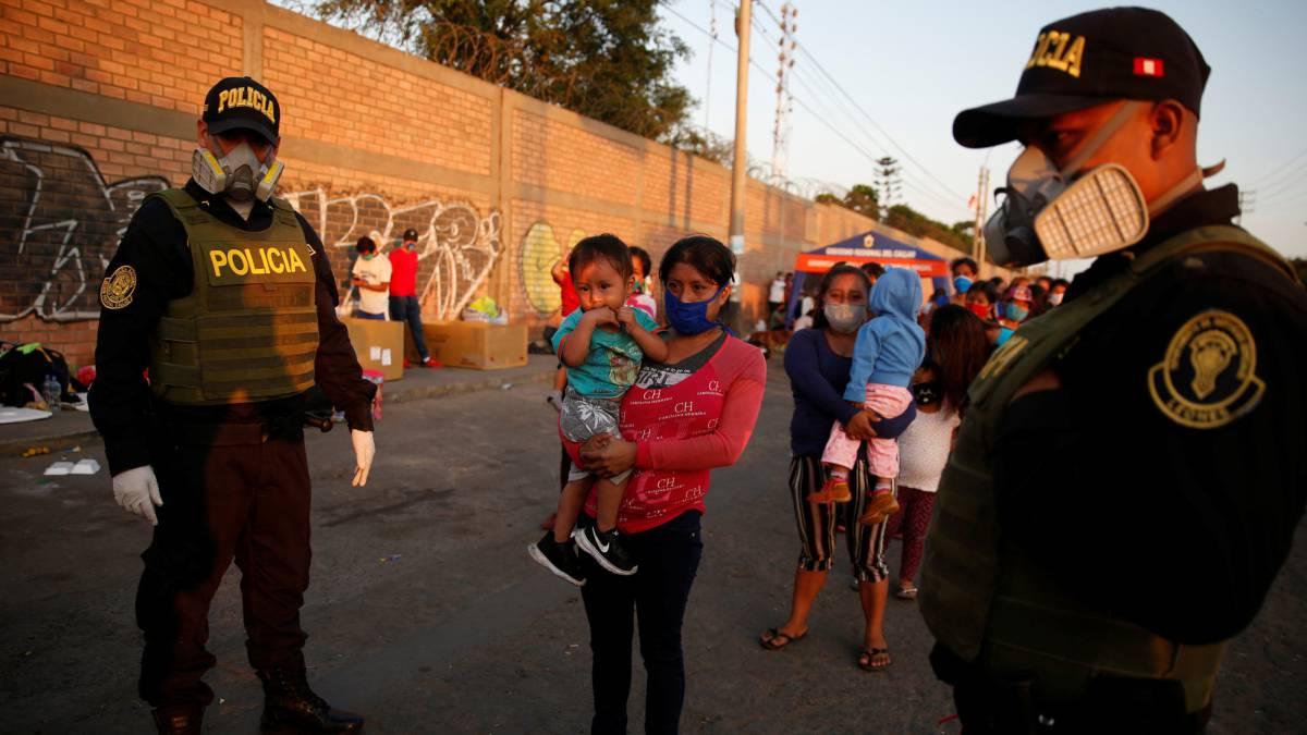 Coronavirus: Perú supera los 50.000 contagios; Colombia extiende el aislamiento preventivo hasta el 25 de mayo