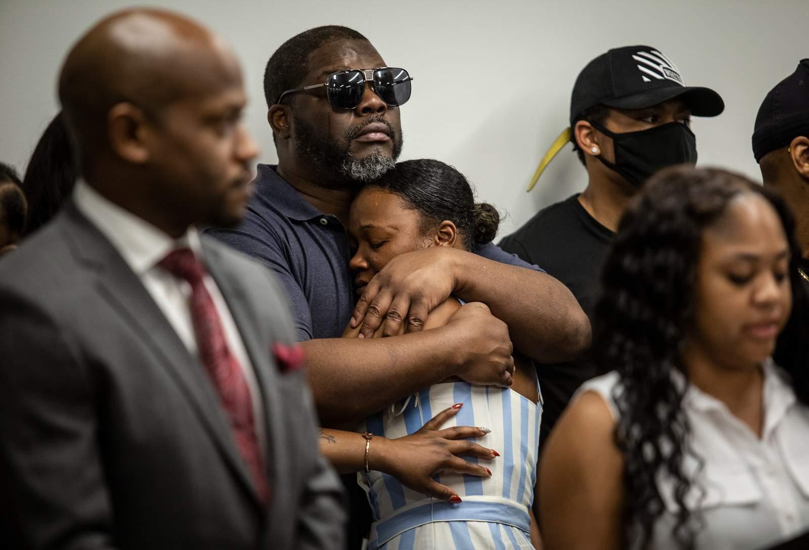 Familia de Rayshard Brooks pide justicia; se descubren estafas en ONGs que recaudaron fondos para BLM