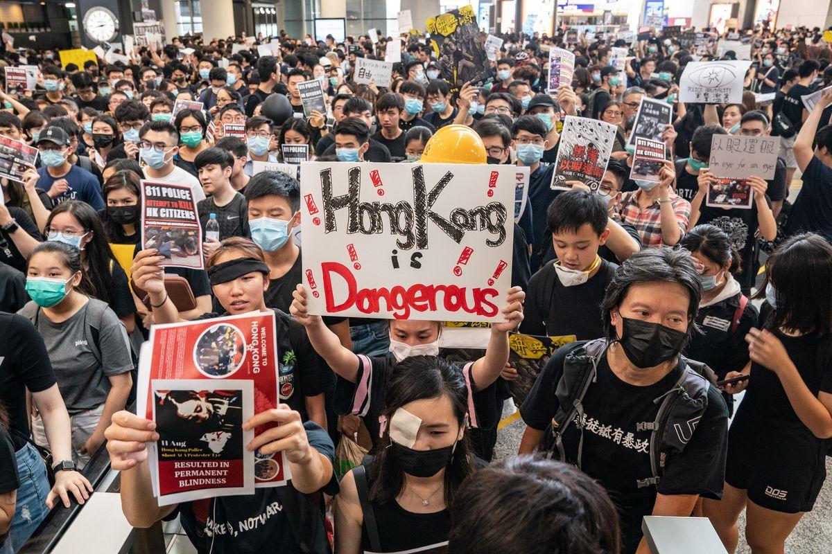 ¿Cómo funcionará el Gran Firewall de China en Hong Kong?