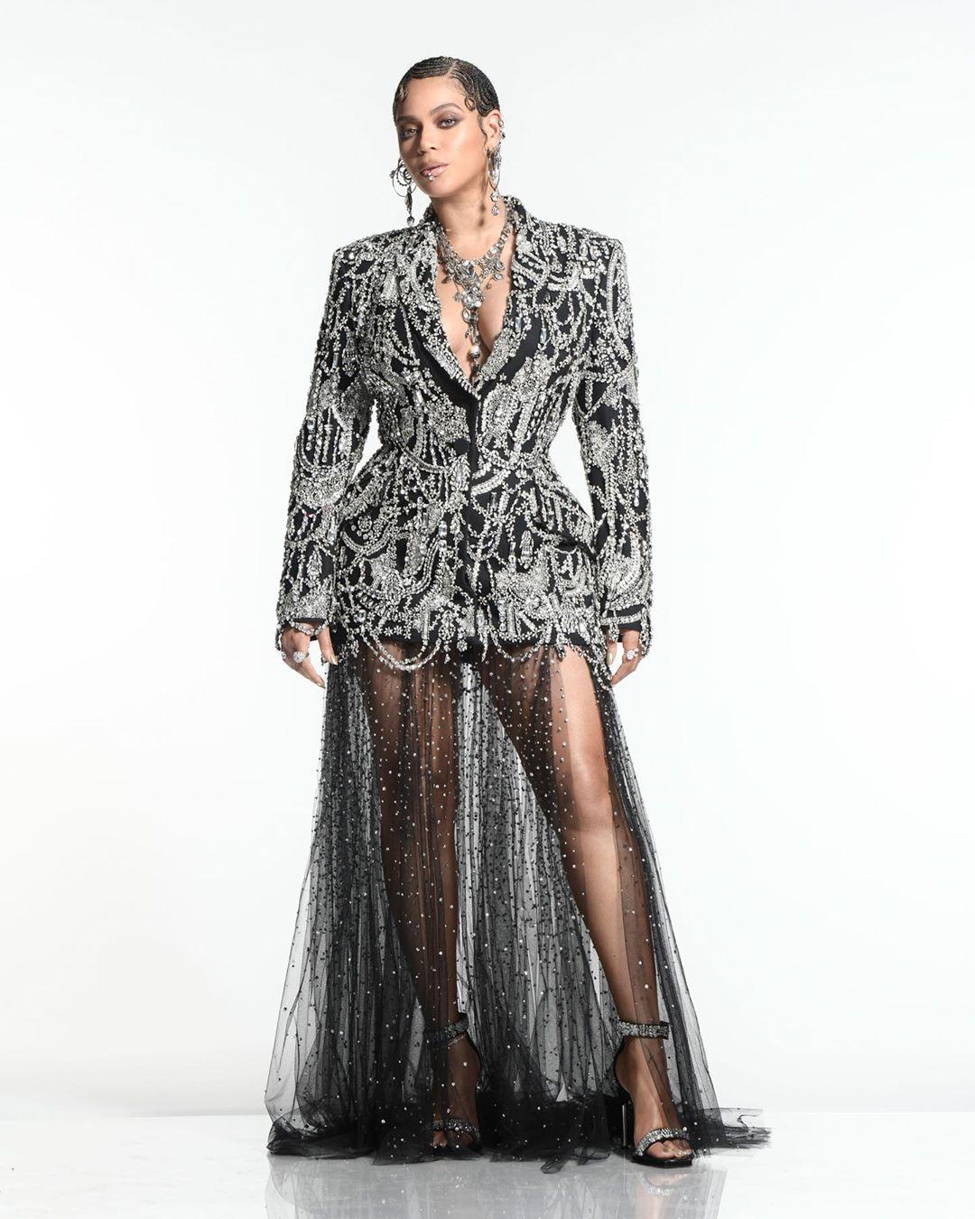 10 looks de Beyoncé que la convierten en la diosa absoluta del fashion