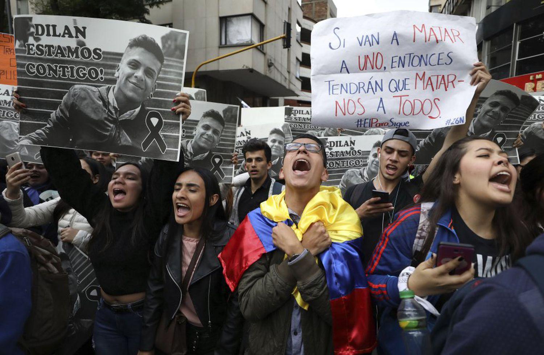 Colombia: Histórico fallo ordena al gobierno a disculparse por uso excesivo de la fuerza en protestas de 2019
