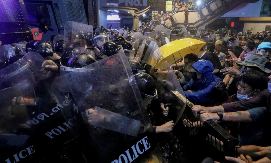 ¿Será Tailandia el nuevo centro de protestas antigubernamentales de Asia luego de Hong Kong?