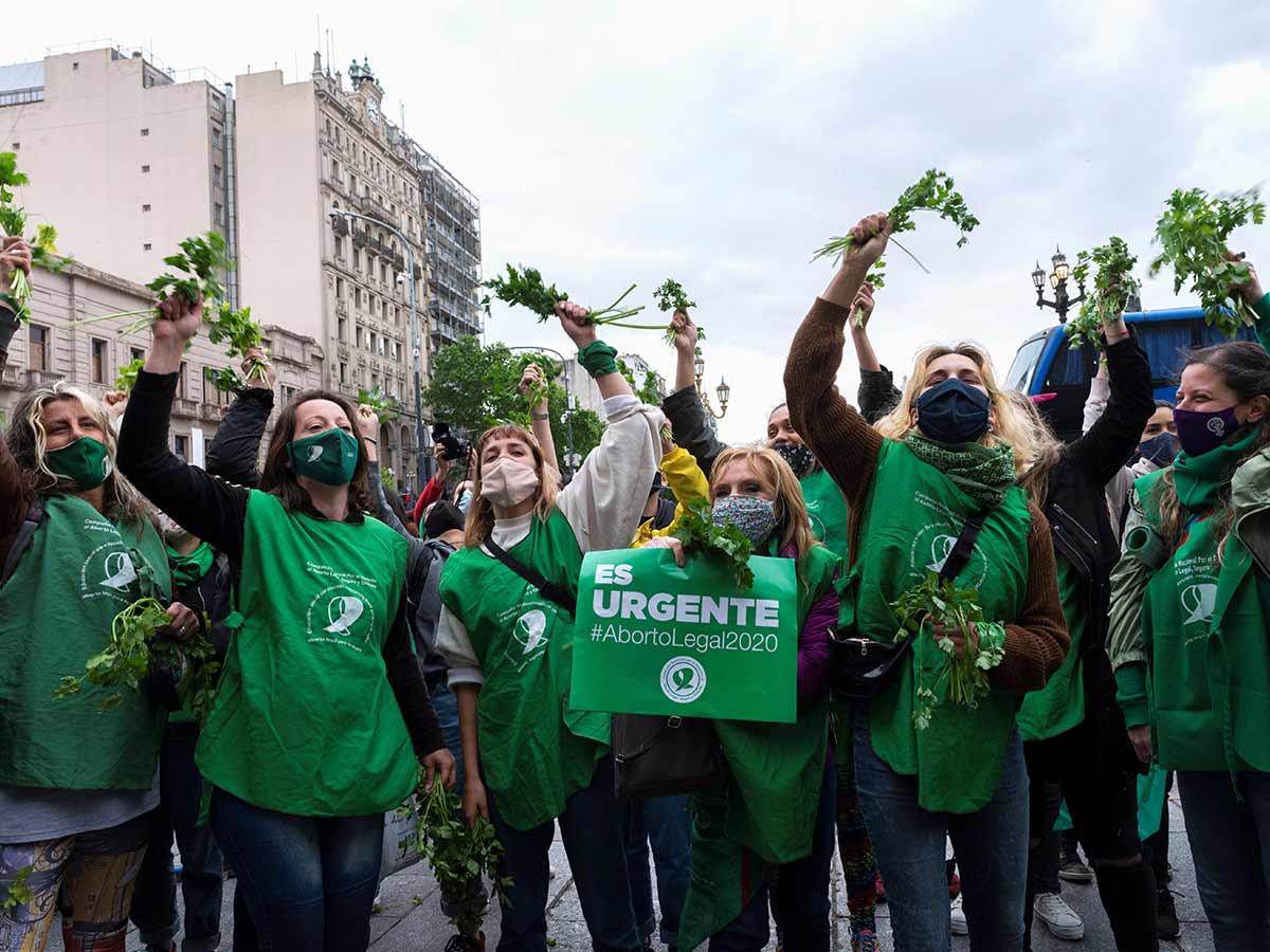 Argentina: Proyecto de ley para legalizar el aborto será discutido en el Congreso para buscar su aprobación definitiva