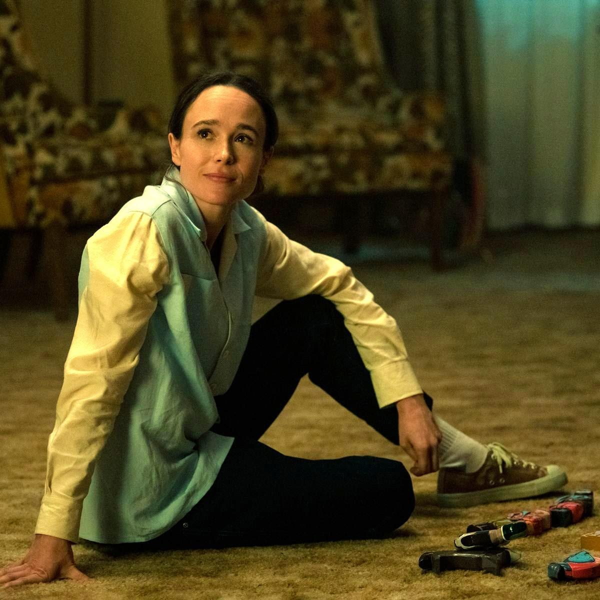 """Ellen Page será una gamer  entrenadora de eSports en su próximo proyecto, """"1UP"""""""