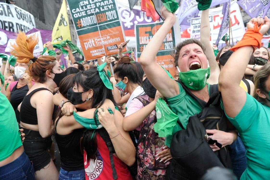 Argentina: Cámara de Diputados aprueba proyecto de ley del aborto legal