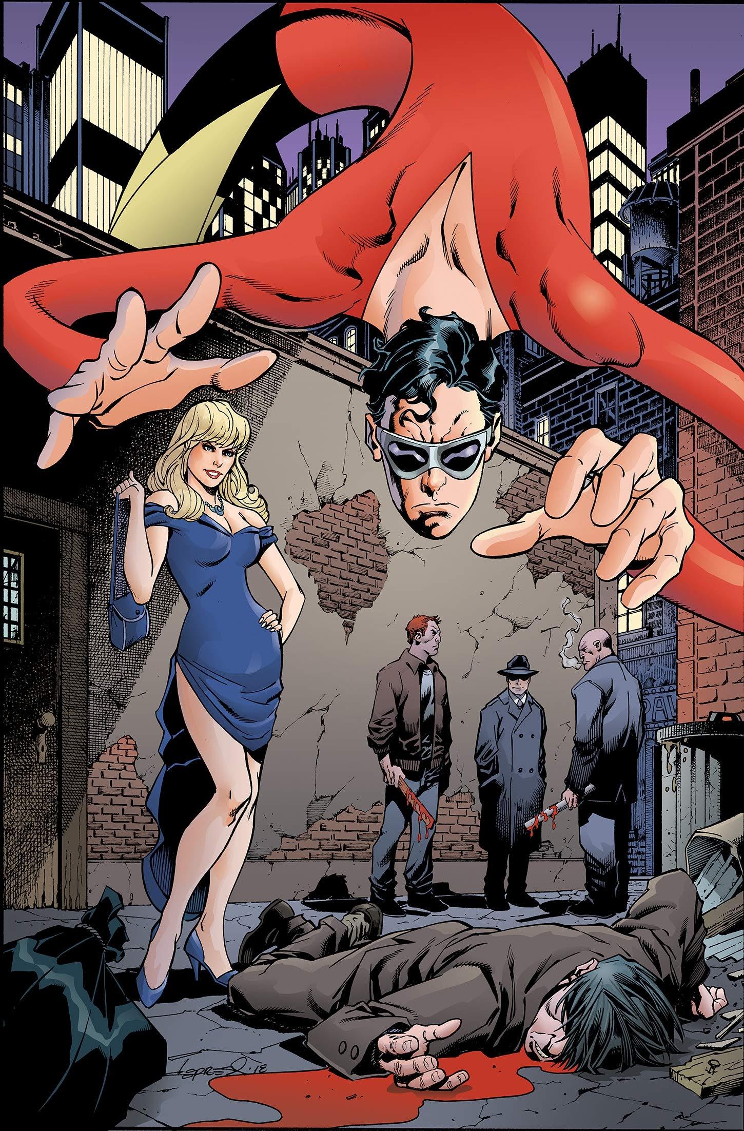 """La nueva versión de """"Plastic Man"""" de DC tendría como protagonista a una mujer"""