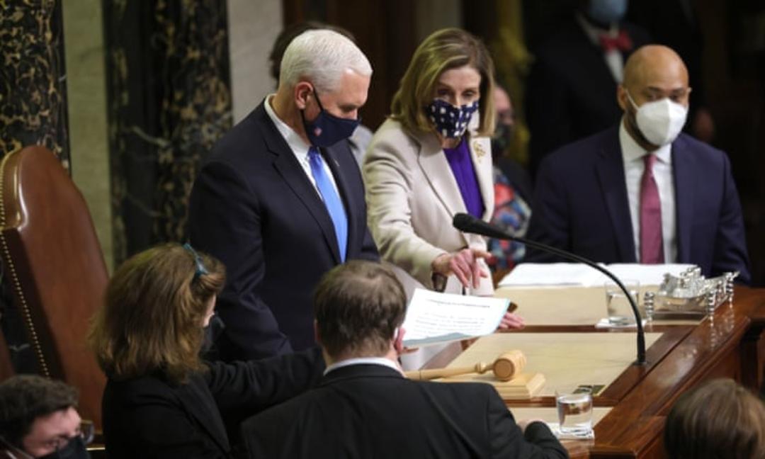 EE.UU.: Congreso confirma a Joe Biden como el próximo presidente; Donald Trump ordena una transición pacífica