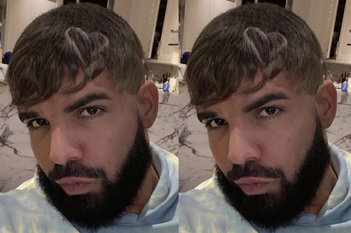 Drake, ¿qué te hiciste en el cabello?
