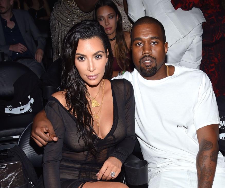 Kanye West y Kim Kardashian se divorcian