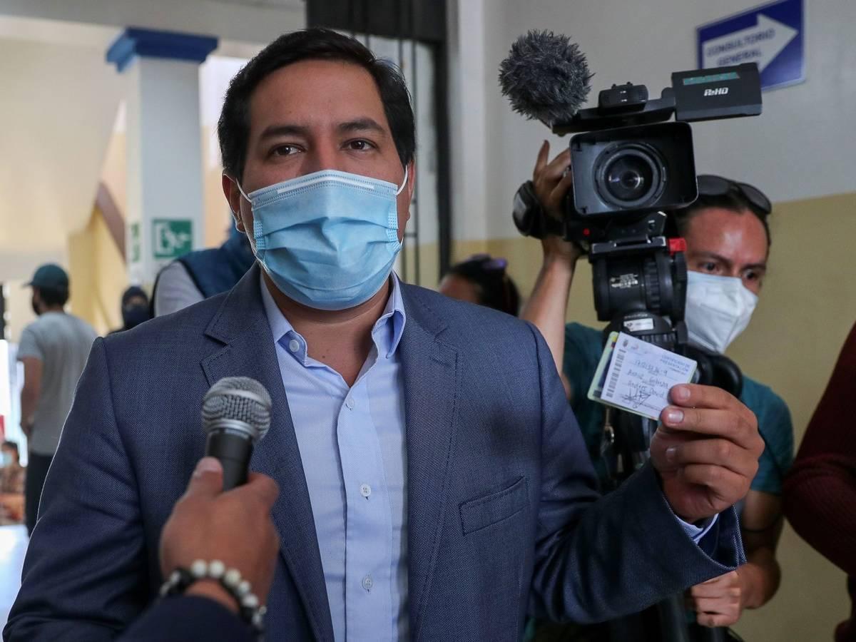 Ecuador: Andrés Arauz lidera la carrera por la presidencia, con un empate técnico entre Lasso y Pérez