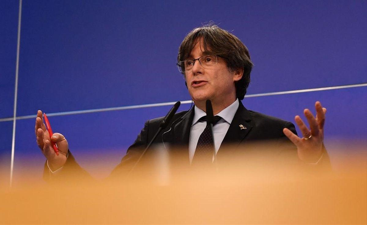 Parlamento Europeo retira inmunidad parlamentaria a Carles Puigdemont y sus consejeros