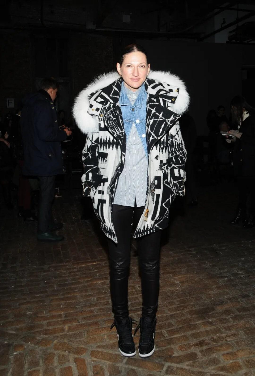 10 looks de Jenna Lyons que la confirman como una gran referencia del fashion y el estilo