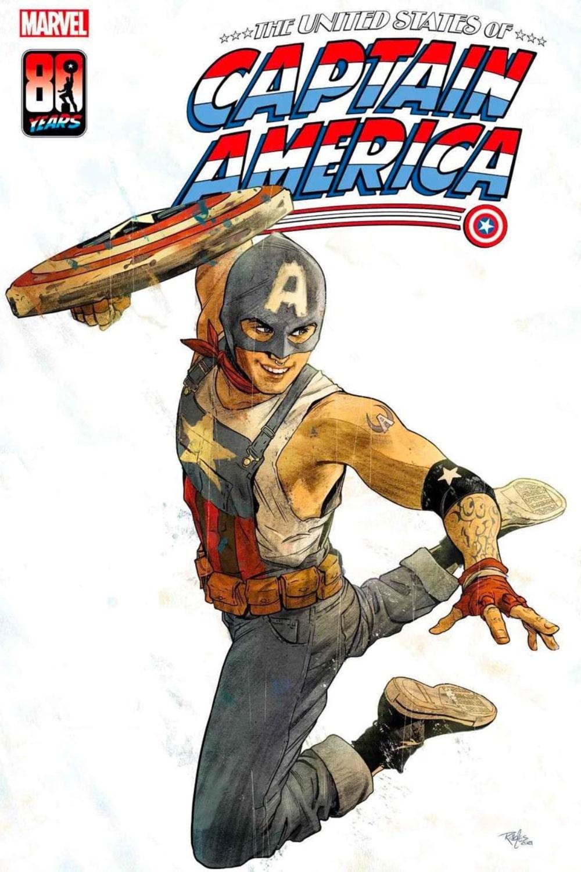 Marvel nos regalará un Capitán América adolescente gay para el mes del orgullo