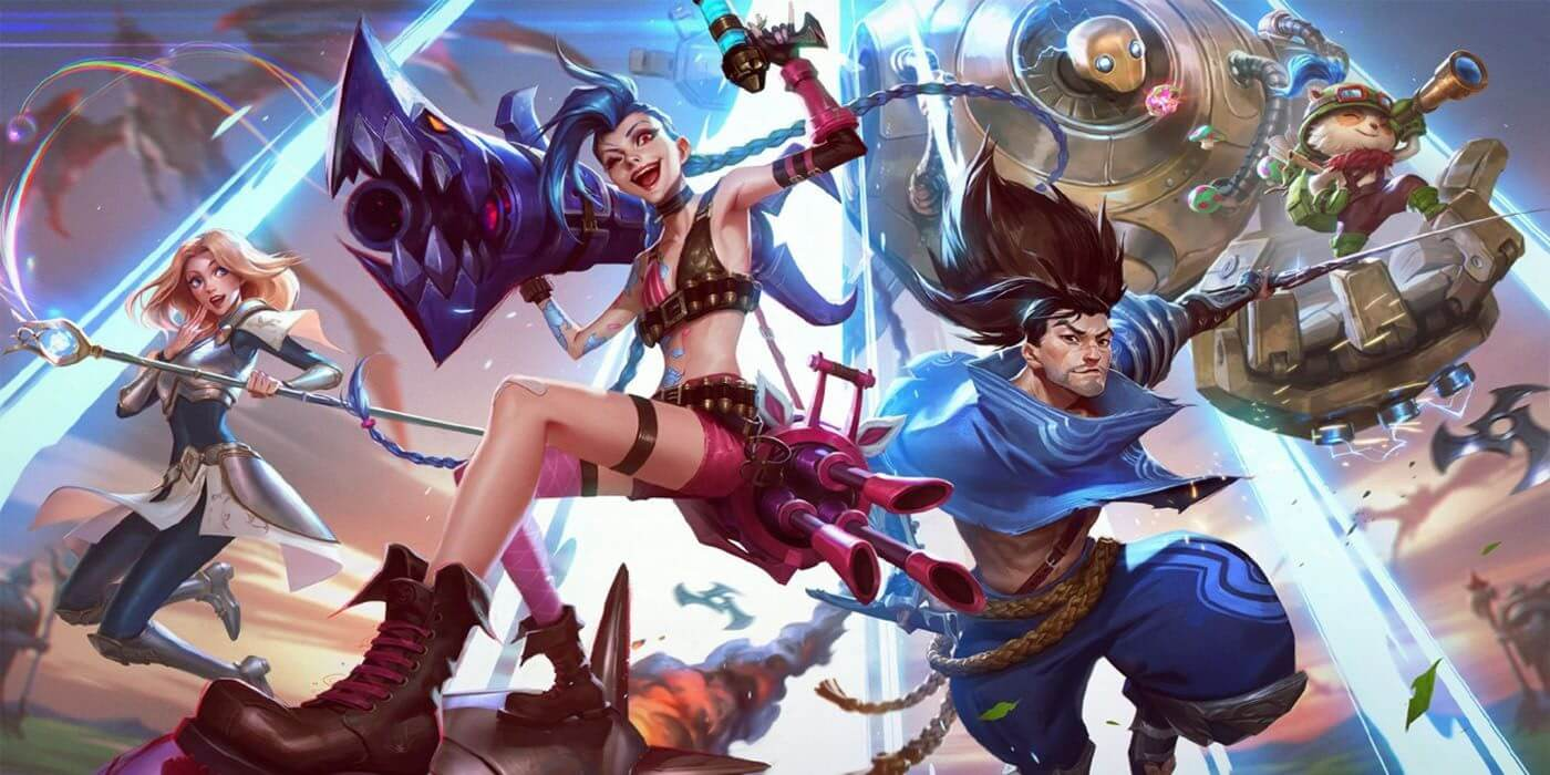 "Todo lo que debes saber sobre ""League of Legends: Wild Rift"" para celulares"