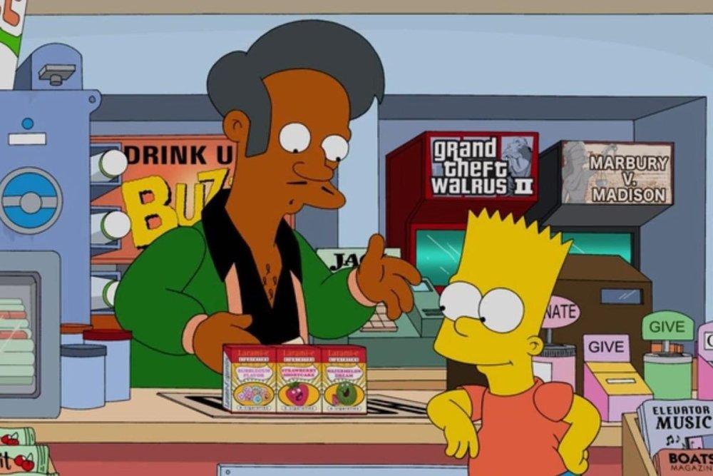 """Hank Azaria pide diculpas por interpretar a Apu en """"Los Simpson"""""""