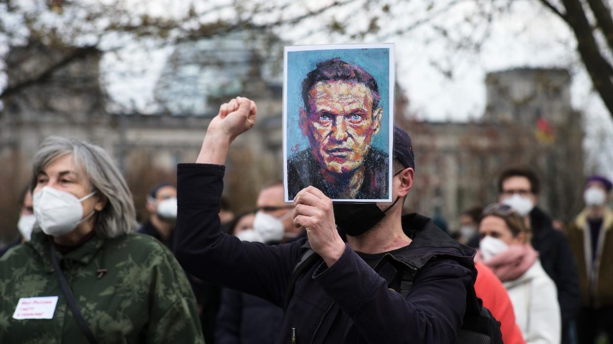 Alexei Navalny culmina su huelga de hambre en Rusia