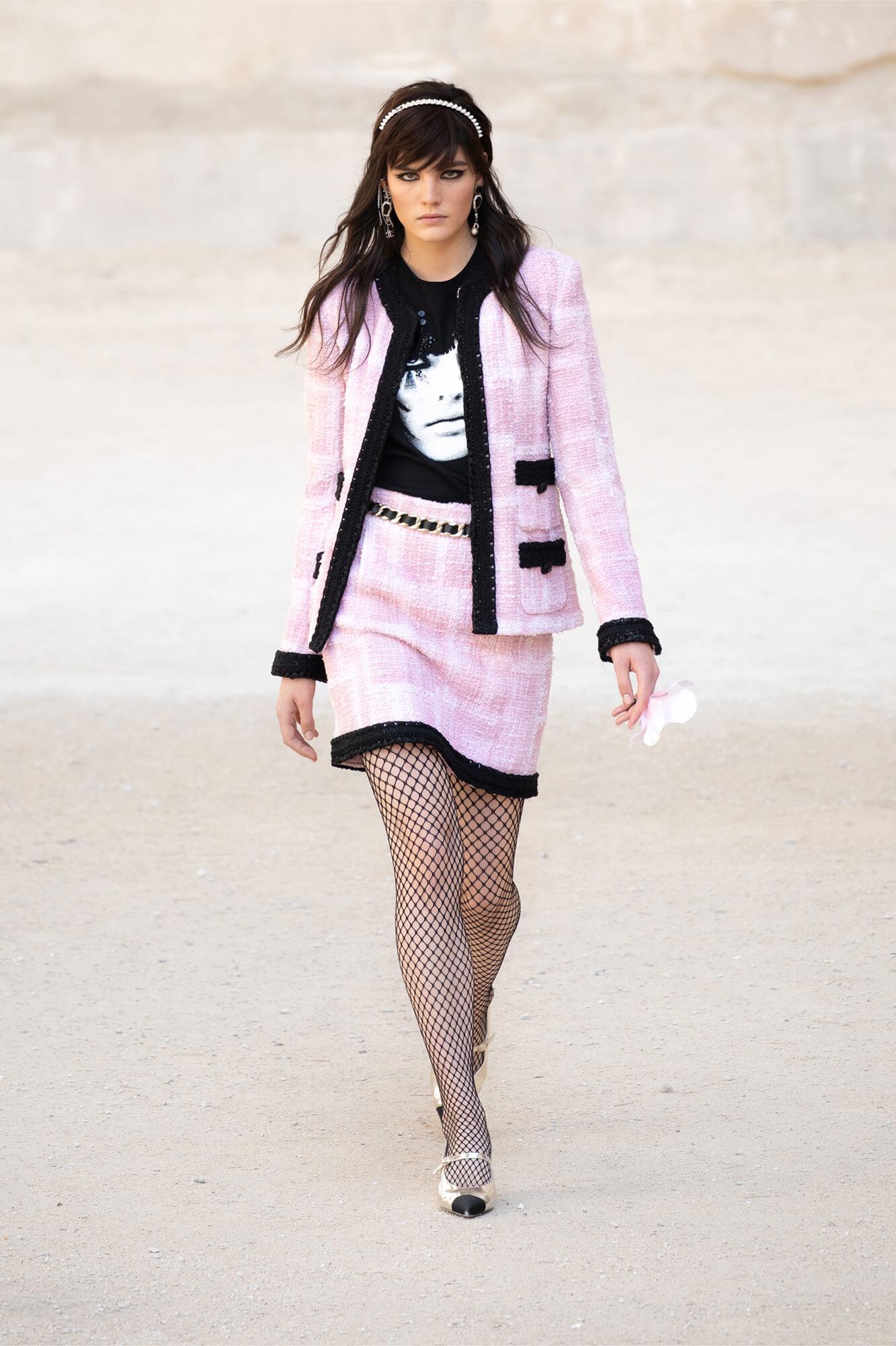 Chanel Cruise Collection 2021/22. Fotografía: Chanel
