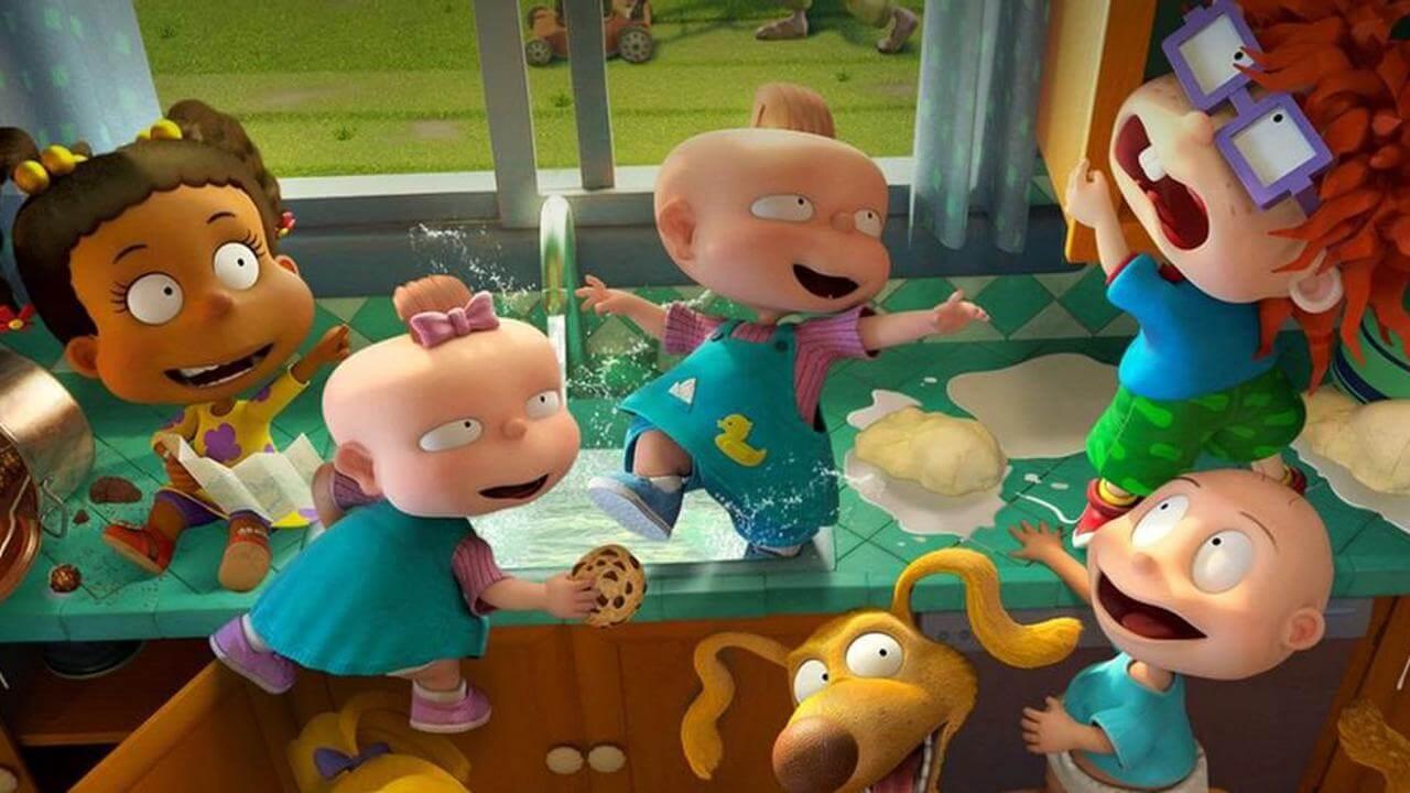 """Los """"Rugrats"""" regresan para más aventuras el tráiler de la nueva versión en 3D"""
