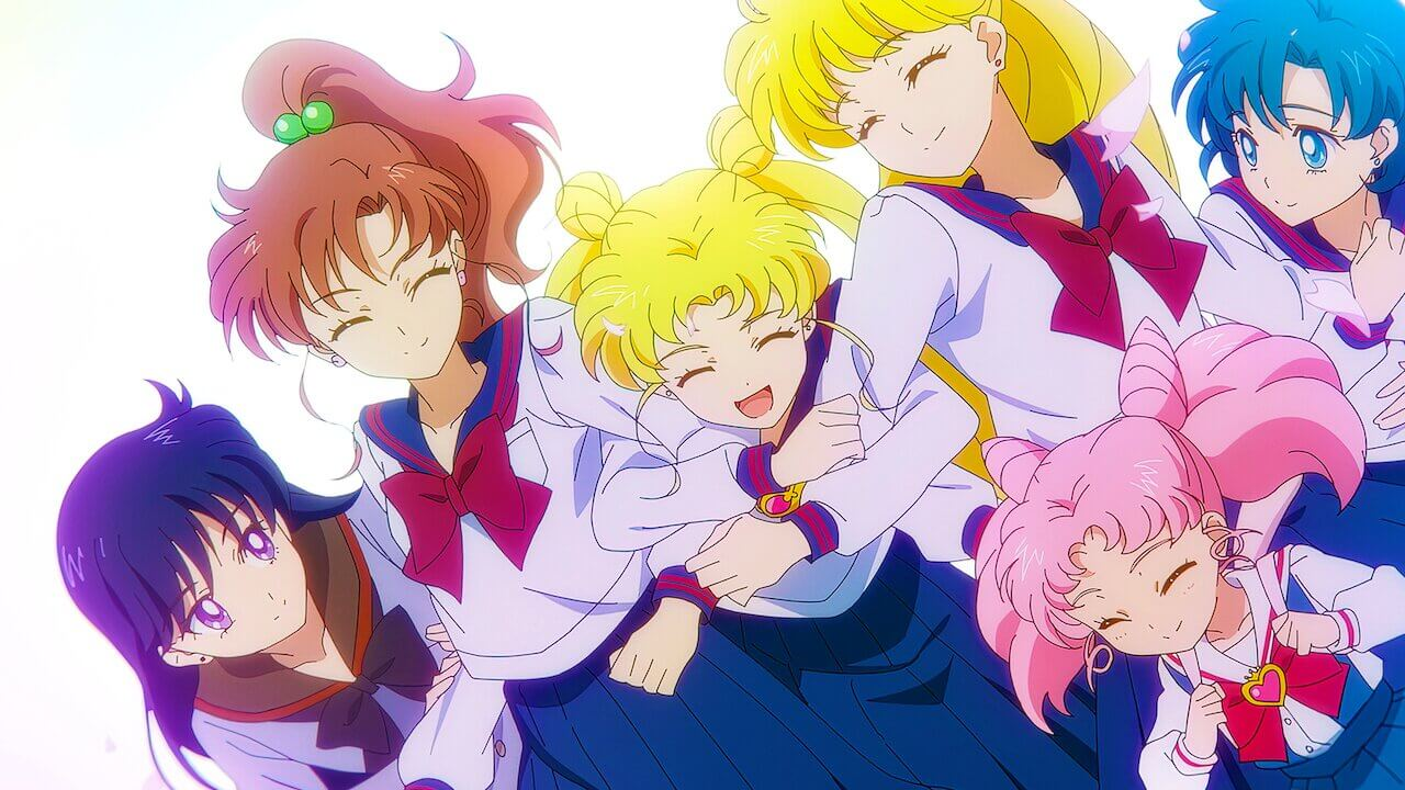 "El tráiler doble de ""Pretty Guardian Sailor Moon Eternal"" de Netflix es un paseo deslumbrante"