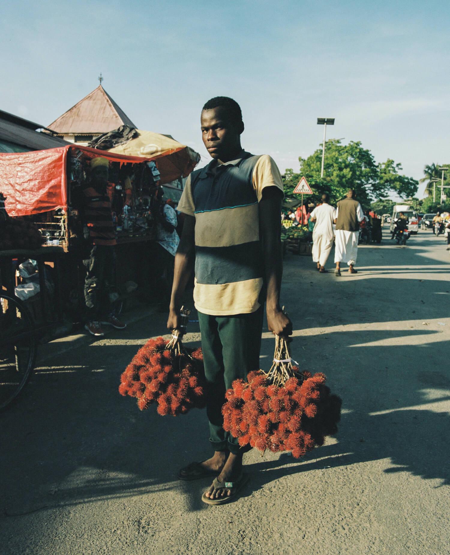 """A day is short in Africa"". Fotografía: Carl van der Linde"